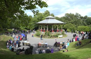 Beaumont Park Gala Day, July 2017